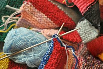 knittting